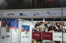 PRIME Participates in the Woman's World Exhibition